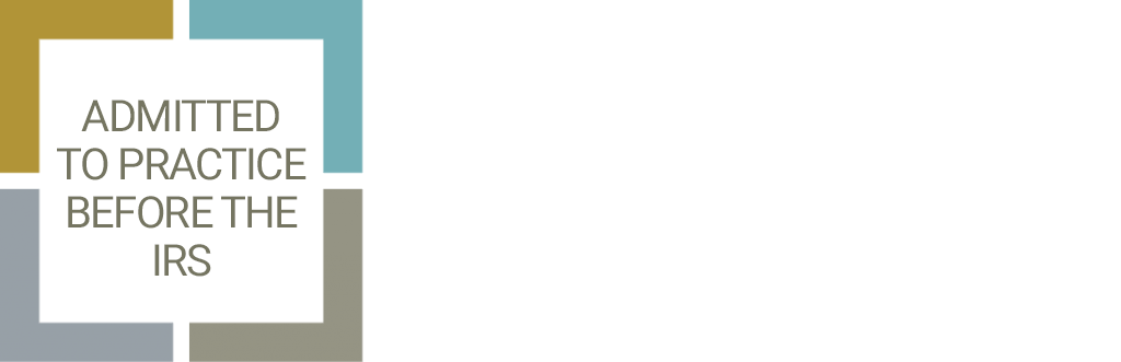 enrolled IRS agent logo